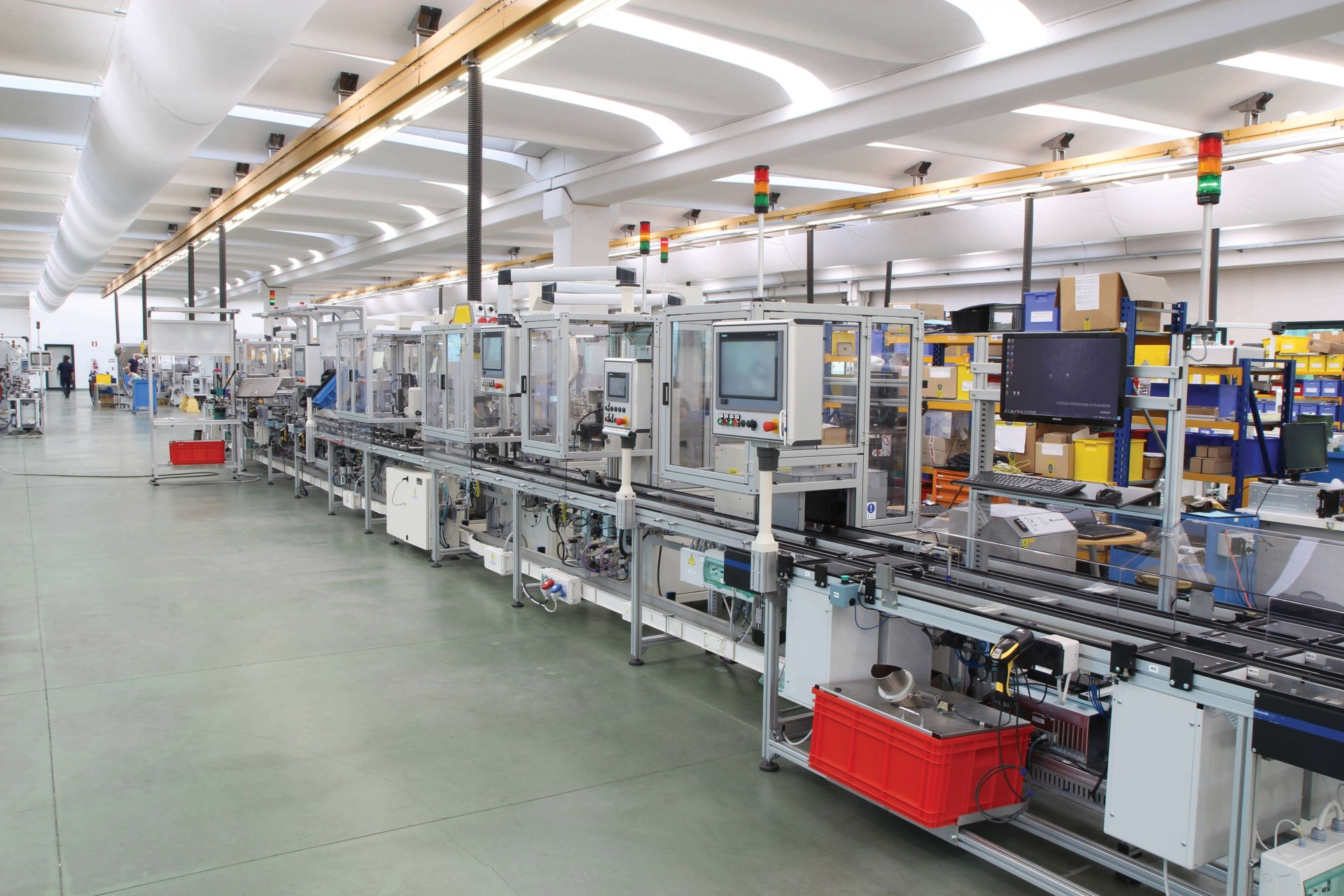 ATOP - Winding Technology and Flexible Manufacturing