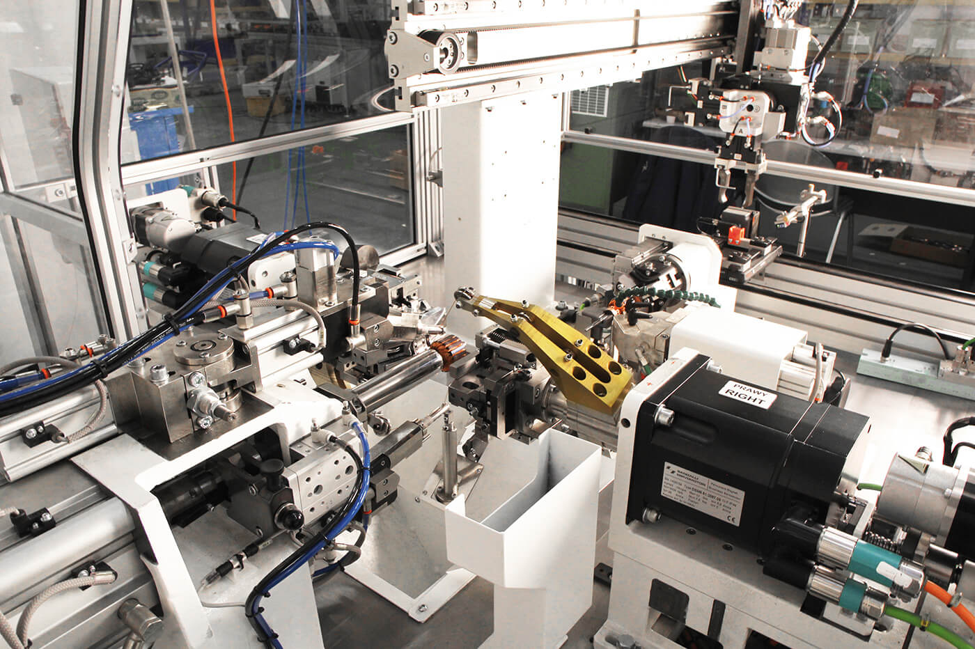 Atop Winding Technology And Flexible Manufacturing